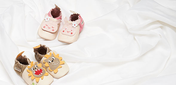 pantoffels & babyschoenen